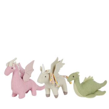Olli Ella-Holdie Magical Creatures-Little French Heart