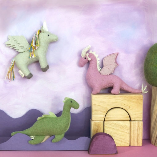 Olli Ella-Holdie Magical Creatures-#Littlefrenchheart 1