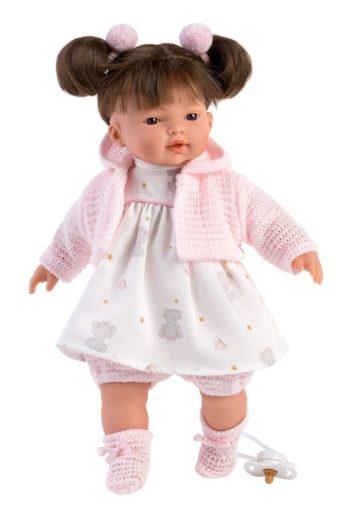 Llorens Crying Baby Doll Vera