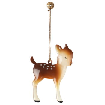 Maileg Metal Ornament Bambi Small (Preorder End Oct)