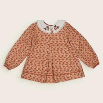 Bachaa-Anemone-Blouse-Dress-Frony-#LittleFrenchHeart