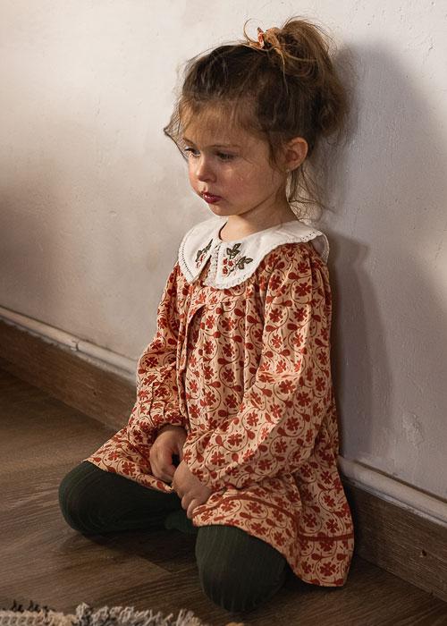 Bachaa-Anemone-Blouse-Dress-#LittleFrenchHeart
