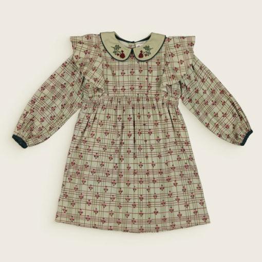 Bachaa-Iris-Dress-front-#Littlefrenchheart