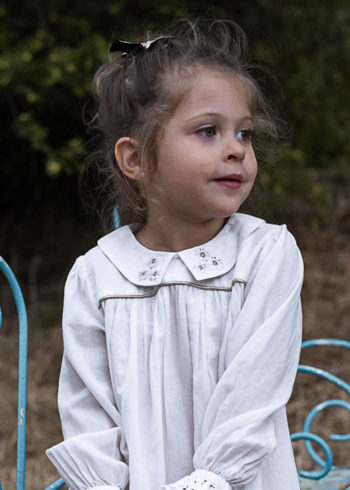 Bachaa-Jacinthe-Collar #Littlefrenchheart