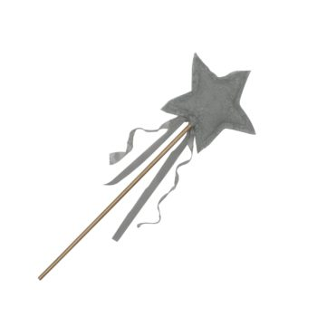 Numero 74 Carolina Star Wand Silver Grey