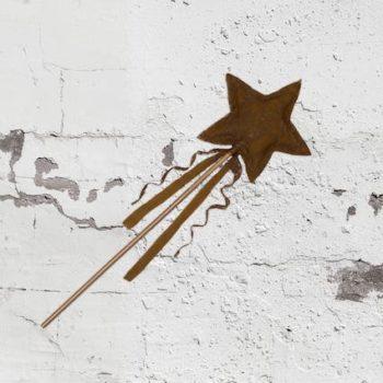Numero 74 Carolina Star Wand Gold