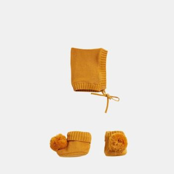 Olli Ella Dinkum Doll Knit Set Honey