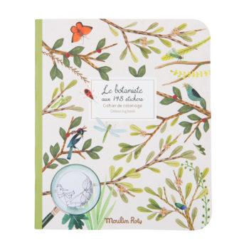 Le Jardin Botanist Sticker Book #Littlefrenchheart