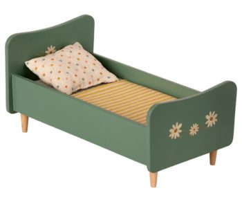 Maileg Wooden Bed Mini blue #Littlefrenchheart