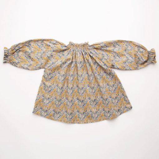 Mother May Blouse Aubrey Forest Print
