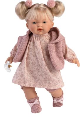 Llorens Crying Baby Doll Ariana