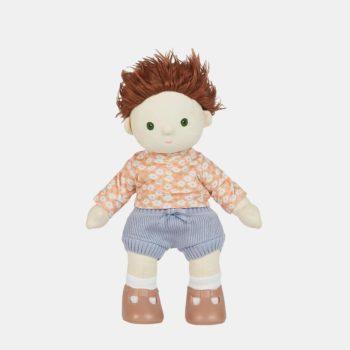 Olli Ella Dinkum Doll Snuggly Set Posy