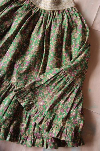 Bonjour Diary Long Skirt Small Flowers #Littlefrenchheart1