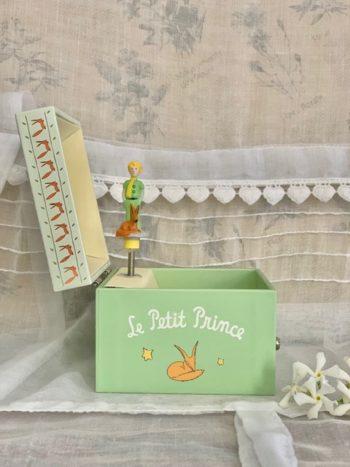 Music Box Little Prince - Garden #Littlefrenchheart