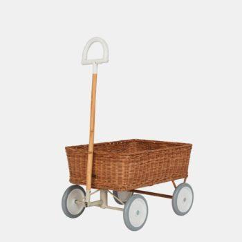 Olli Ella Wonder Wagon Natural #Littlefrenchheart