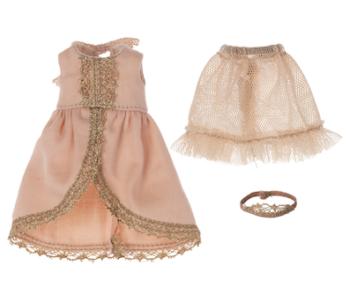 Maileg Princess Dress for Mouse Rose