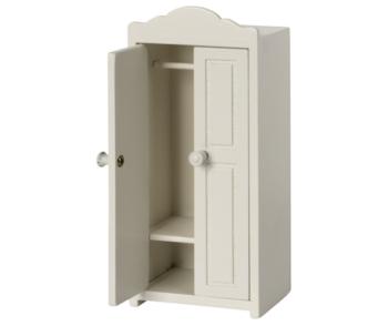 Maileg Wooden Closet Mouse