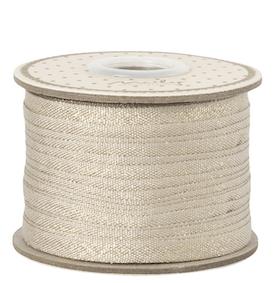 Maileg Ribbon 25m Vanilla-Gold