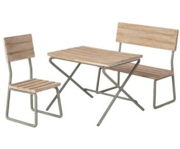 Maileg Garden Table Set Mini
